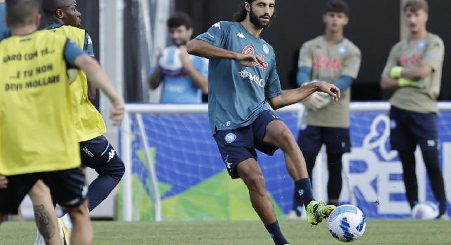 SSC Napoli, mercoledì la ripresa della preparazione a Castel Volturno: sabato c'è il big match contro il Bayern