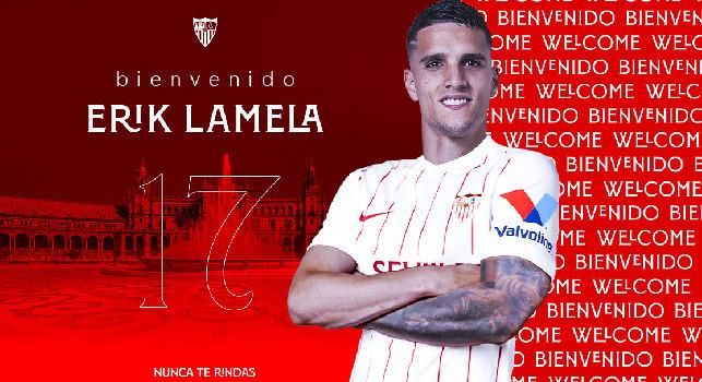 UFFICIALE - Siviglia, acquistato Lamela dal Tottenham: contratto di tre anni