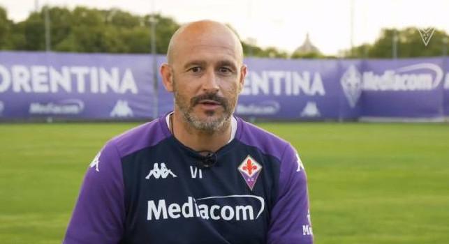 Fiorentina, Italiano: Allenare la Viola è una sfida: mi ispiro al Napoli di Sarri