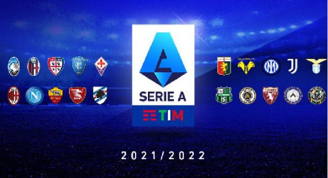 Classifica Serie A 2021/22