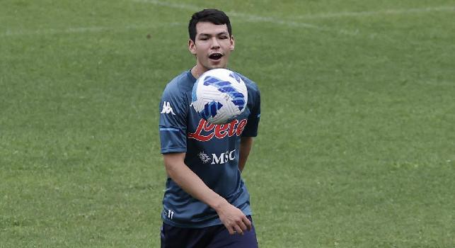 Spalletti rilancia Lozano titolare: col Leicester per capire le dimensioni di questo Napoli