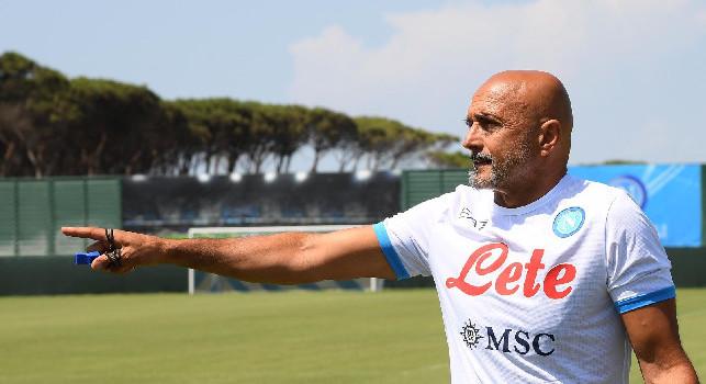 SSC Napoli, il report della seduta odierna: rientrati Osimhen ed Elmas, Ghoulam e Mertens interamente in gruppo