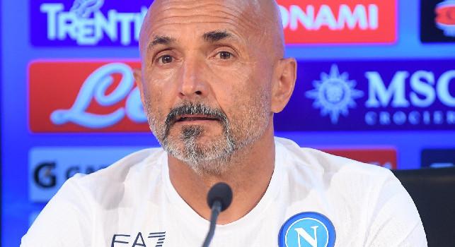Spalletti spiega il motivo per cui rimanda il turn over, intanto nel Napoli hanno giocato tutti