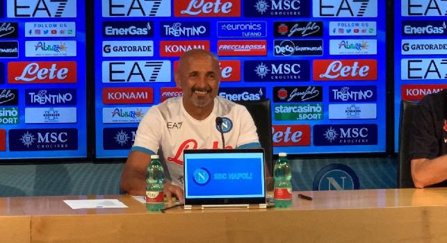 L'ingranaggio funziona alla perfezione, Spalletti non cambia contro il Cagliari: Il turnover lo farò successivamente