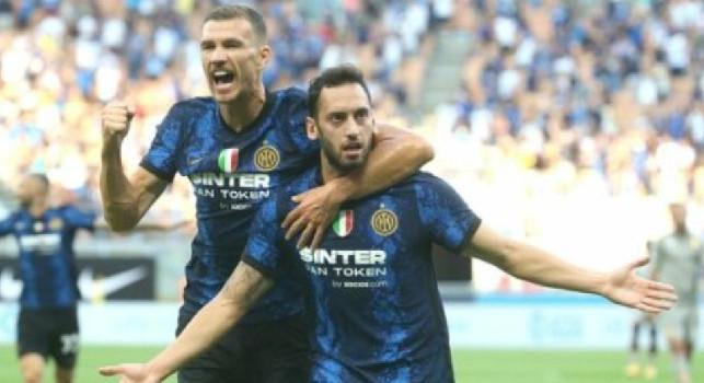 Inter, Dzeko: Spalletti uno dei migliori allenatori mai avuti, mi ha aiutato molto sui movimenti