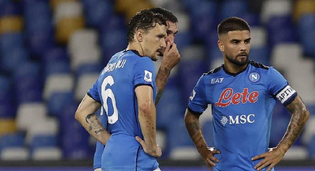 Retroscena Mario Rui: out per Leicester-Napoli, fastidio avvertito durante i calci di punizione
