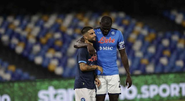 Il Napoli chiude i giochi: a segno Koulibaly su sponda di Fabian, è 3-0!