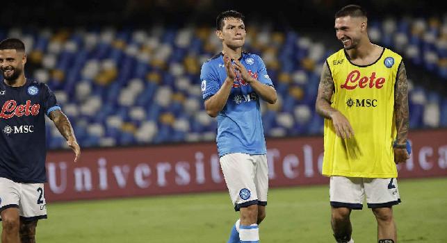 Accademia Napoli, anche Lozano a segno! E' 4-0