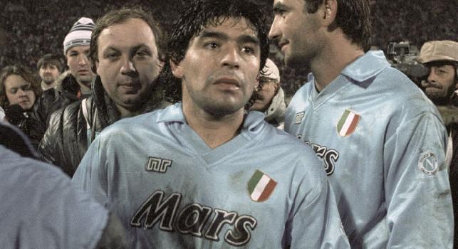 Maradona, i figli: Terremo attivi i tuoi canali social per tutti quelli che ti amano