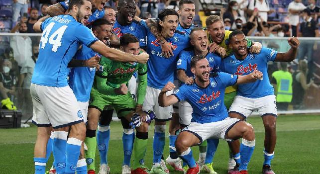 UFFICIALE - SSC Napoli, tutti negativi al Covid-19 i tamponi del gruppo squadra!