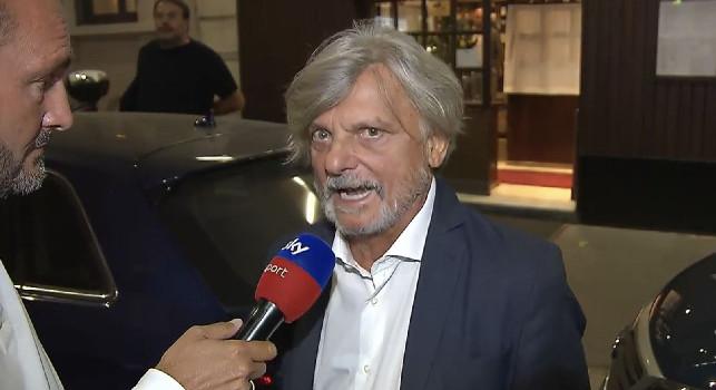 Sampdoria, Ferrero: Petagna vuole venire da noi! Documenti inviati ma non restituiti, ora tutto dipende da De Laurentiis