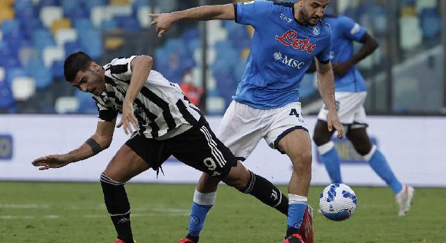 Tuttosport - Ecco perché Spalletti sta preferendo Rrahmani a Manolas: non c'entra solo lo svarione del greco con la Juve