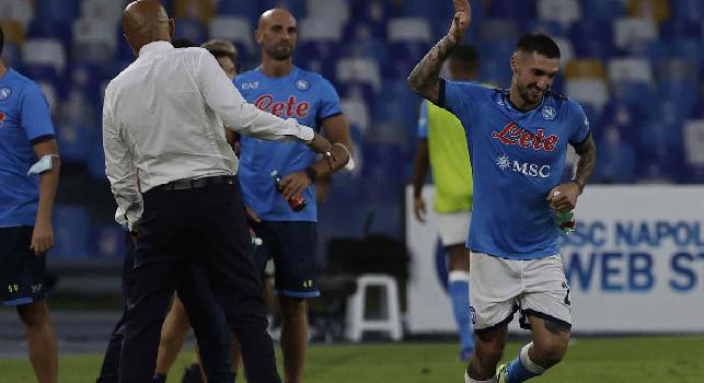 Repubblica - Spalletti e la cooperativa del gol: dato sorprendente per il Napoli finora