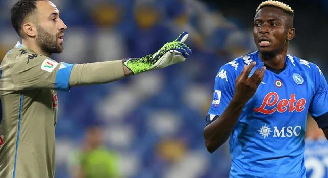 Gazzetta - L'Uefa ha rassicurato il Napoli: David Ospina, Victor Osimhen e Amir Rahmani presenti con il Leicester