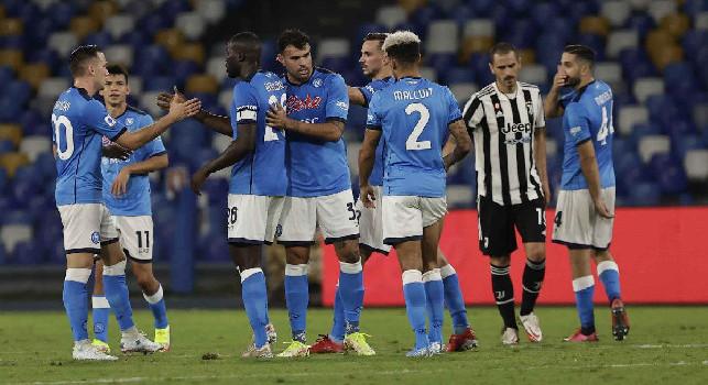CdM - L'obiettivo del Napoli è arrivare in fondo all'Europa League