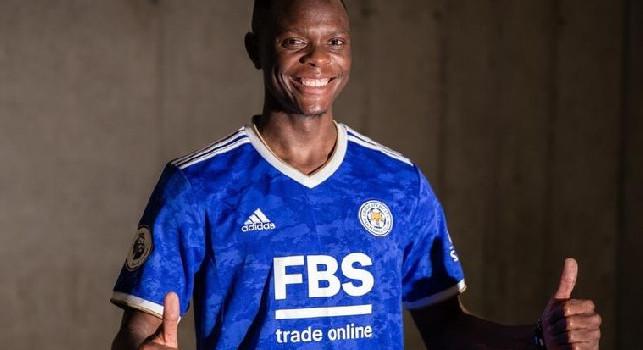 Leicester, Daka: Napoli buona squadra ma come tutti ha punti deboli, abbiamo le qualità per colpirli. Fuori casa non sono come quando giocano al Maradona