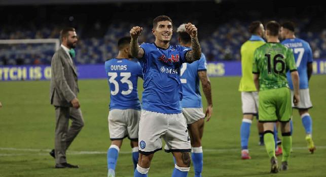 Dossena a CN24: Stasera preferirei Di Lorenzo a sinistra, ma il Napoli doveva rinforzarsi lì. Il punto debole del Leicester è la difesa