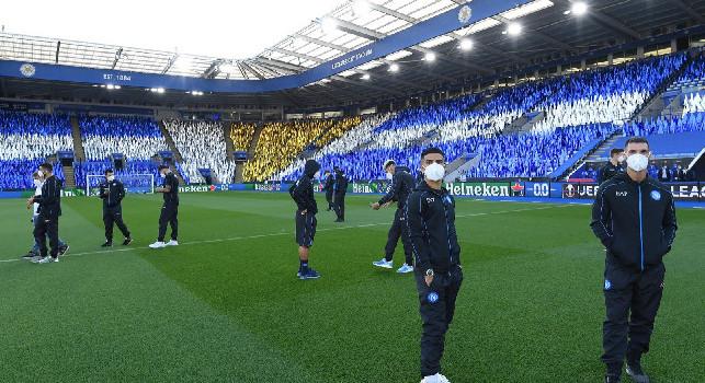 Ultimissime formazioni Leicester-Napoli, Sky - Non ce la fa Zielinski, non ci sarà l'esordio di Zanoli: Malcuit e Elmas dal 1' [FOTO]