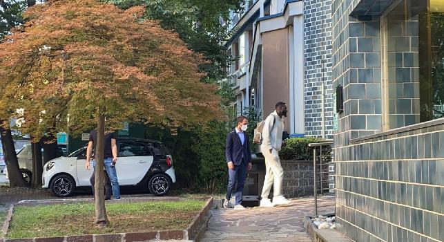 La FIGC apre un'indagine a carico della Lazio per i cori razzisti a Bakayoko