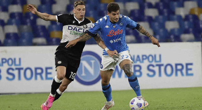 Udinese, Gotti senza Stryger Larsen: allenamento a parte ma in gruppo torna Molina