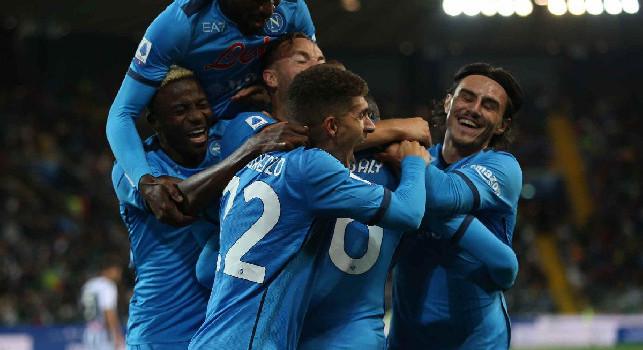 Non solo Anguissa, un altro azzurro sta garantendo equilibrio al Napoli e libertà a Fabian di essere regista del gioco