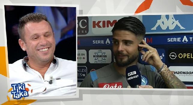 Cassano: Napoli pretendente assoluta per lo scudetto, l'Inter deve stare attenta!