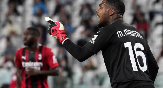 Milan, Maignan: Cori all'Allianz Stadium? Il razzismo è sbagliato, la storia è destinata a ripetersi senza provvedimenti. Sono Mike, fiero di essere nero
