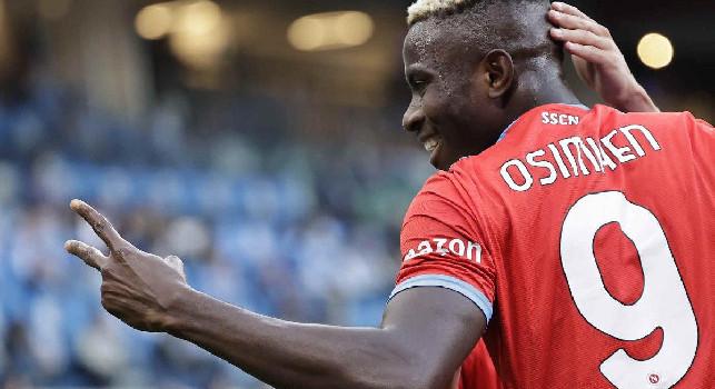 Doppietta Osimhen, assist al bacio di Lozano: Sampdoria-Napoli è già 0-3 dopo 50 minuti!