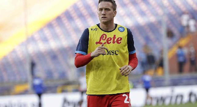 Sampdoria-Napoli, è 0-4 dopo 59 minuti! Anguissa pazzesco, Zielinski sfonda la rete!