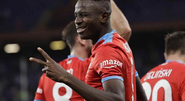Questa grandezza non può avere fretta, svelato il motivo dell'esultanza travolgente di Osimhen al secondo gol a Leicester