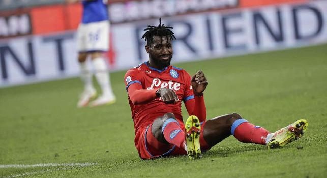 Mandarini: Mi ha colpito che un giocatore come Anguissa sia stato snobbato dalla Premier League. Coppa d'Africa? Impossibile che non partano