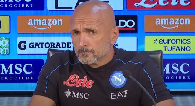 Napoli Cagliari Spalletti