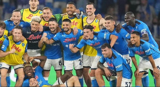 Gazzetta - Napoli bello e possibile, gli azzurri continuano ad affascinare per qualità di gioco e risultati: applausi a scena aperta