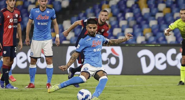 RAI - Insigne e Mertens verso l'addio al Napoli, solo in un caso il capitano può restare