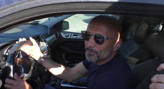 SKY - Spalletti e la vita a Napoli: si 'mimetizza' in giro per la città grazie alla scelta dell'auto