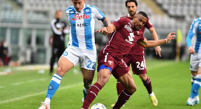 Gazzetta mette le mani avanti: il Torino non ha obbligo di fare risultato col Napoli, il peso psicologico è sugli azzurri!