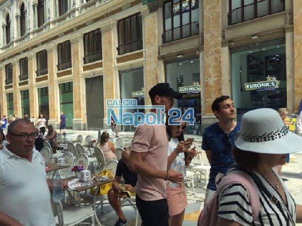 Fabian Ruiz a Napoli