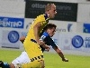 Milik in tuffo sigla il gol contro i gialloblu