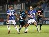 Allan in Sampdoria-Napoli