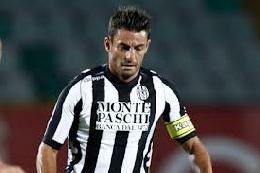 Cuore Vergassola: gesto magnifico del capitano del Siena dopo il fallimento