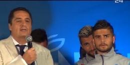 SSC Napoli, Lombardo: Che emozione quando annunciai in radiocronaca la sconfitta del Milan che ci regalò il secondo scudetto